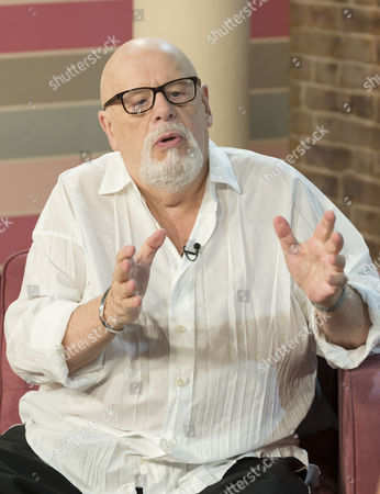 Editorial image of 'This Morning' TV Programme, London, Britain - 15 Aug 2012
