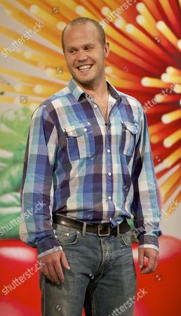 Stock Image of Simon Desborough