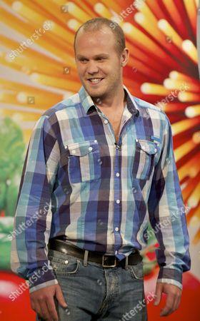 Stock Photo of Simon Desborough