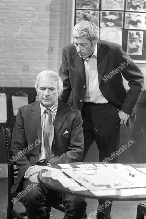 Editorial picture of 'New Scotland Yard - Series 3' TV Programme. - 1973