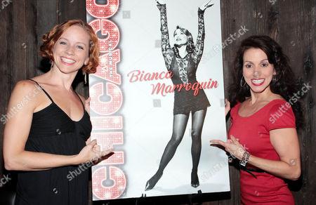 Tonya Wathen and Donna Marie Asbury