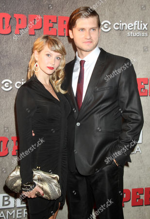 Katie Moore and Tom Weston-Jones