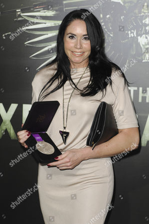 Editorial image of 'The Expendables 2' film premiere, Los Angeles, America - 15 Aug 2012