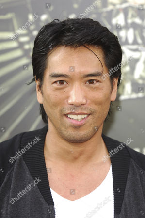 Stock Picture of Peter Shinkoda