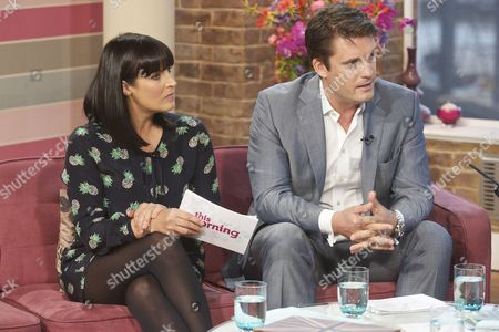 Editorial photo of 'This Morning' TV Programme, London, Britain - 16 Aug 2012