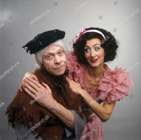 Brian Murphy as Arthur Lucan / Old Mother Riley and Maureen Lipman as Kitty McShane / Kitty Riley