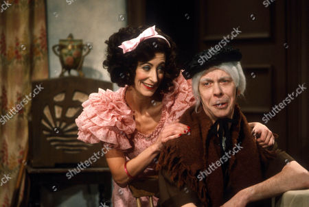 Maureen Lipman as Kitty McShane / Kitty Riley and Brian Murphy as Arthur Lucan / Old Mother Riley