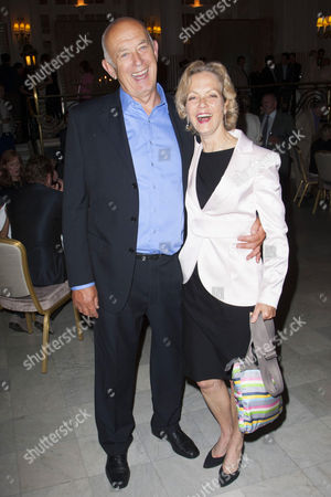 Roy Marsden (Director) and Jenny Seagrove (Adela Shelly)