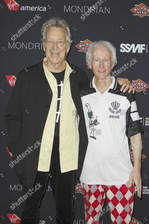 Ray Manzarek & Robby Krieger