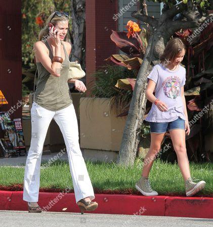 Stock Photo of Brooke Burns, Madison McMahon