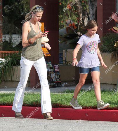 Stock Image of Brooke Burns, Madison McMahon