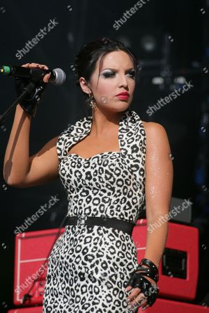 Stock Image of Georgina Bailey