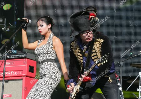 Editorial image of Rewind Festival, Temple Island, Henley-on-Thames, Oxfordshire, Britain - 19 Aug 2012