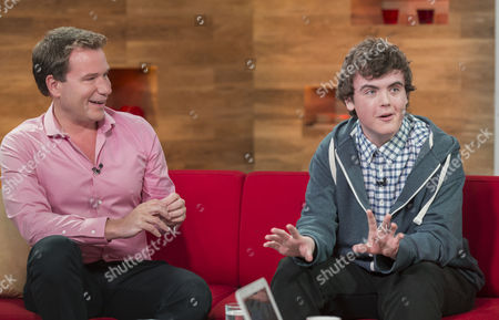 Richard Arnold and Curtis Golden