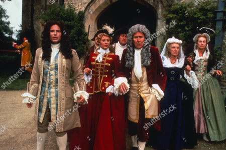 Neil Dickson as Earl of Godolphin, Suzy Cooper as Lady Granville, Anthony Quayle as Lord Granville, Joan Hickson as Duchess of Marlborough