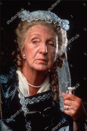 Joan Hickson as Duchess of Marlborough