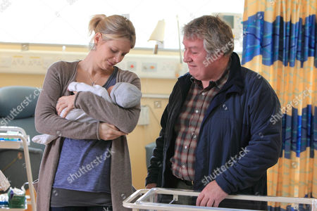 Gregor Fisher as Will and Andrea Lowe as Lucy.