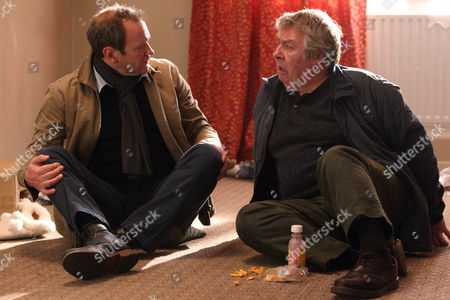 Alexander Armstrong as Dominic and Gregor Fisher as Will.