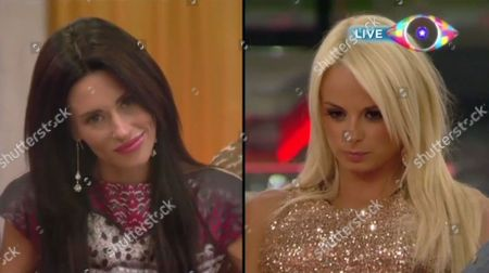 Jasmine Lennard is evicted and Rhian Sugden survives
