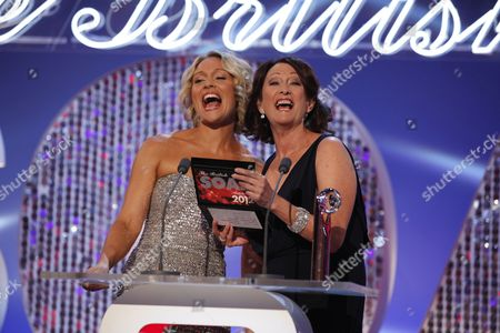 Editorial picture of 'The British Soap Awards' TV Programme. - 02 May 2012