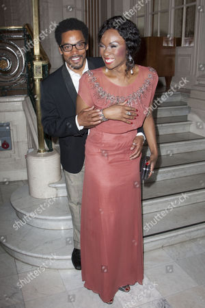 Chris Tummings (Ike Turner) and Emi Wokoma (Tina Turner)