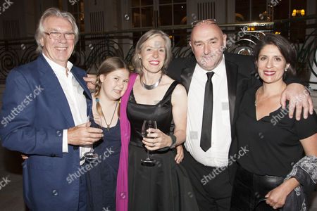 Editorial image of 'Soul Sister' play after party at The Waldorf Hilton, London, Britain - 23 Aug 2012