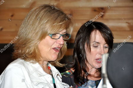 Karen Mason and Maree Johnson