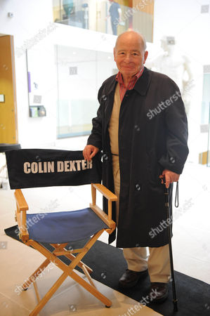 Colin Dexter.