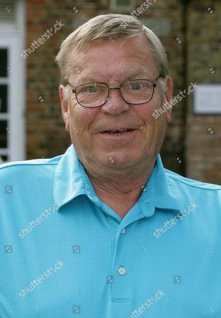 Stock Picture of Warren Clarke