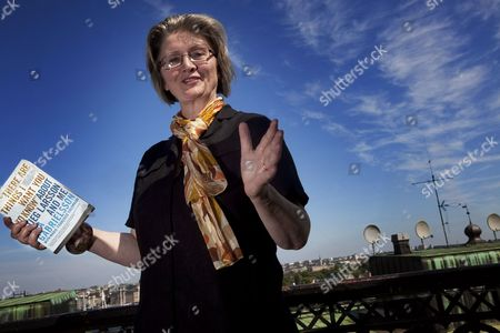Editorial image of Eva Gabrielsson in Stockholm, Sweden - 25 Jul 2012
