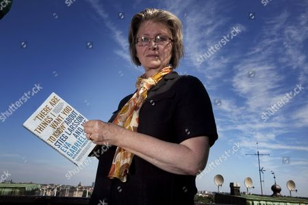 Editorial photo of Eva Gabrielsson in Stockholm, Sweden - 25 Jul 2012