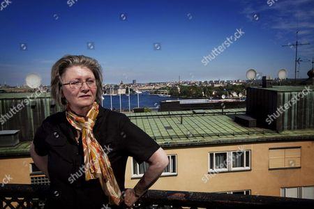 Stock Photo of Eva Gabrielsson