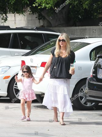 Editorial picture of Sarah Michelle Gellar out and about, Los Angeles, America - 25 Aug 2012