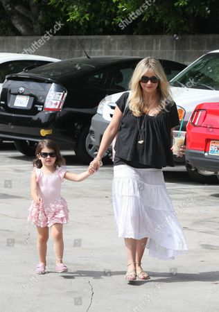 Stock Picture of Charlotte Prinze and Sarah Michelle Gellar