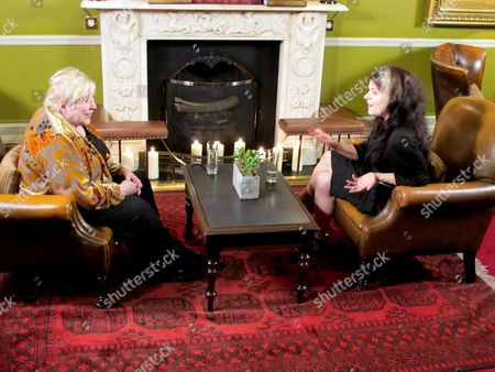 Fay Weldon and Caitlin Moran