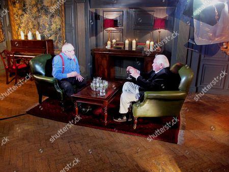 Sir Peter Blake and Ken Russell