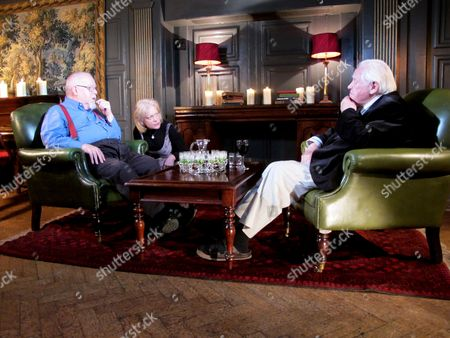 Editorial photo of 'Living the Life' TV Programme. - 2011