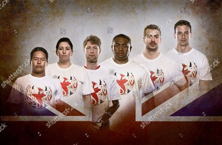 Netra Rana, Sitting Volleyball, Royal Gurkha Rifles; Sam Bowen, Sitting Volleyball, Royal Artillery; Jon-Allan Butterworth, Para-cycling, Royal Air Force; Derek Derenalagi, Discus, The Mercian Regt; Charlie Walker, Sitting Volleyball; Bomb Disposal Officer, Rowing, Royal Engineers