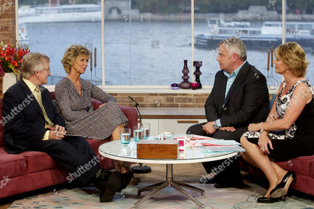 Editorial picture of 'This Morning' TV Programme, London, Britain. - 28 Aug 2012