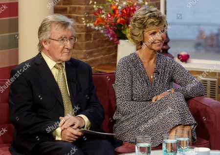 Dr Chris Steele and Alison Keenan