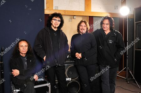 Heaven and Hell - Ronnie James Dio, Tony Iommi, Geezer Butler and Vinny Appice