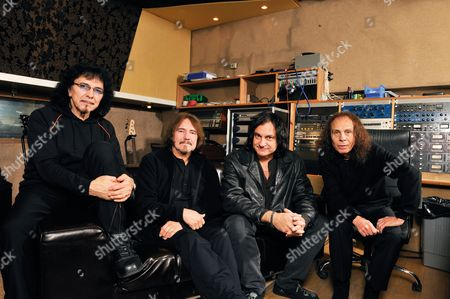Heaven and Hell - Tony Iommi, Geezer Butler, Vinny Appice and Ronnie James Dio
