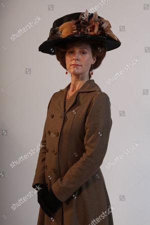 Geraldine Somerville as Louisa, Countess of Manton