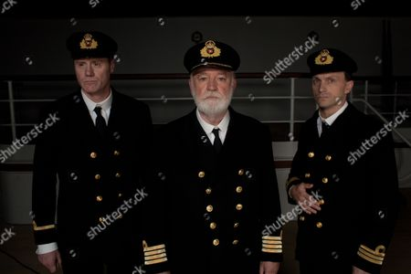 Steven Waddington as 2nd Officer Charles Lightoller, David Calder as Captain Smith and Will Keen as Chief Officer Wilde