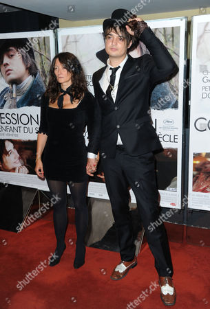 Editorial photo of 'Confession D'un Enfant Du Siecle' film premiere, Paris, France - 28 Aug 2012