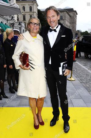Tomas Ledin and Marie Ledin