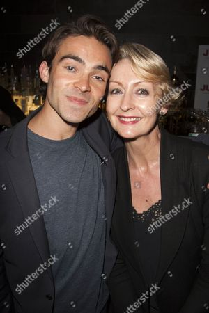 Stock Picture of Tom Byam Shaw and Maggie Norris