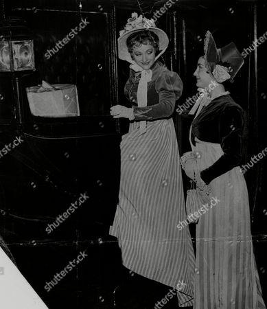 Television Programme: Vanity Fair Starring Joyce Redmond As Becky Sharp And Petra Davies As Amelia.