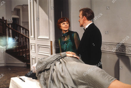 Isabel Dean as Betty and John Moffatt as George