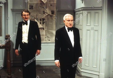 Peter Jeffrey as Rufus and Peter Bennett as Dickie